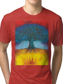 I Have In Me Fire Tri-blend T-Shirt