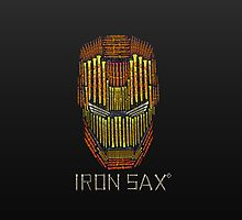 IRON SAX [Black] by Vidka Art