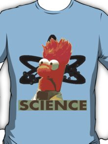 Science with Beaker T-Shirt