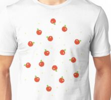 apples and flowers Unisex T-Shirt
