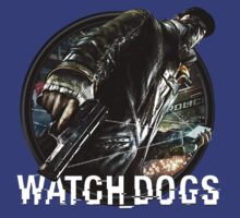 Watch dogs  by ikradi