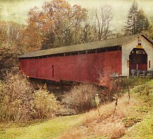 McGees Mills Covered Bridge by vigor