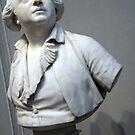 Houdon's Giuseppe Balsamo -- Conte Di Cagliostro by Cora Wandel