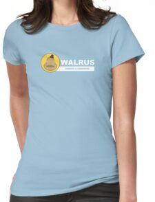 Walrus Hardware Womens Fitted T-Shirt