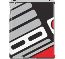 NES controller sketch iPad Case/Skin
