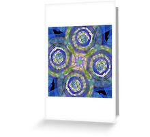 Radioactive Decay Greeting Card