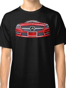 RED MERCEDES BENZ AMG Classic T-Shirt