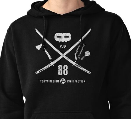 Ishii Faction Pullover Hoodie