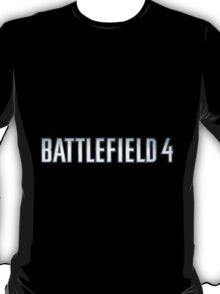 Battlefield 4 Logo T-Shirt