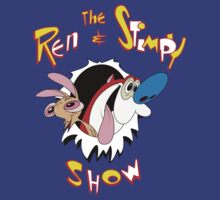 Ren and Stimpy - Title by edskimo8