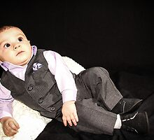 Ollie in his Tux 2 by RockBottomPhoto