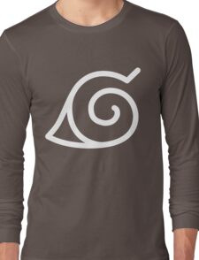 Konohagakure Long Sleeve T-Shirt