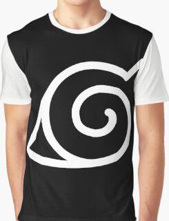 Konohagakure Graphic T-Shirt