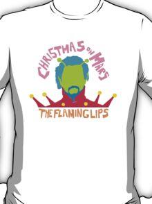 Christmas on Mars - The Flaming Lips T-Shirt