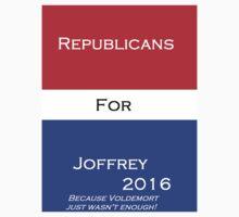 Republicans for Joffrey T-Shirt