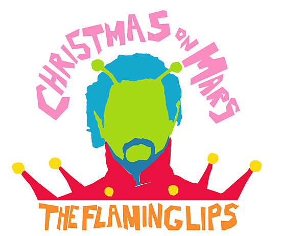 Christmas on Mars - The Flaming Lips by adrienne75