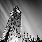 Big Ben London. by Ian Hufton