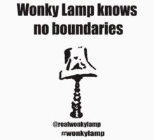 Wonky Lamp by SideoftheAngels