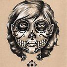 Dia de los Muertos by Bryan Collins