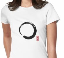 Zen Enzo  Womens Fitted T-Shirt