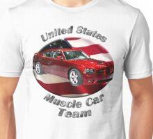 Dodge Charger SRT8 Muscle Car Team Unisex T-Shirt