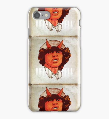 ACDC   Highway to Hell iPhone Case/Skin