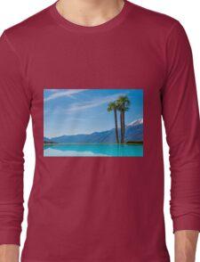 Swimming pool Long Sleeve T-Shirt