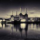 Battersea Power Station Toned by Ian Hufton