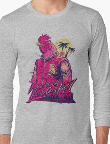 Hotline Miami - Richard Long Sleeve T-Shirt