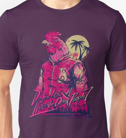 Hotline Miami - Richard Unisex T-Shirt