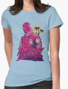 Hotline Miami - Richard Womens Fitted T-Shirt