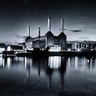 Battersea Blues by Ian Hufton