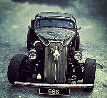 Hot wheels by Nicola Smith