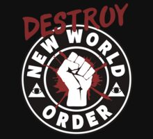 Destroy - New World Order by mlike1