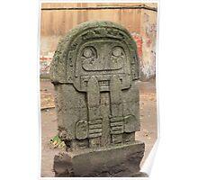 stone idol Poster
