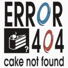 Cake not Found! by Roland1984
