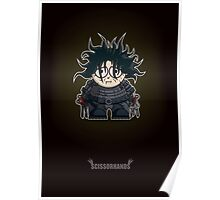 Mini Edward Scissorhands Poster