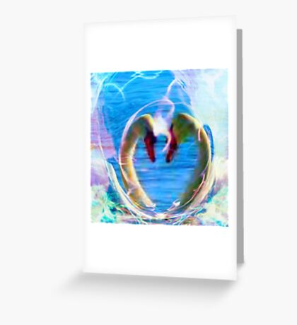 life on earth Greeting Card