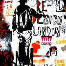 Redesign London - Banksy by Paula Bielnicka