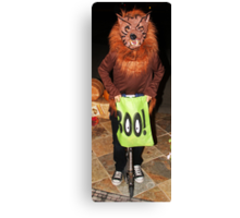 Scooter Boo Canvas Print