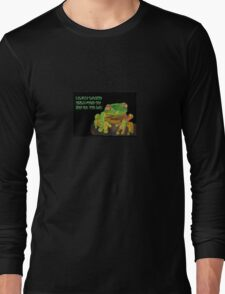 I Almost Croaked Birthday Greeting T-Shirt