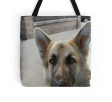 You're splitting that...right? Tote Bag