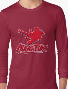 Kung Fury  Long Sleeve T-Shirt