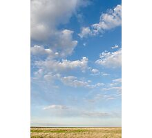 Pawnee Grassland in Spring V Photographic Print