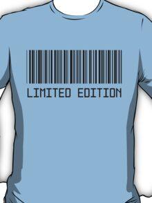 Limited Edition Barcode T-shirt T-Shirt