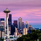 Seattle by Radek Hofman