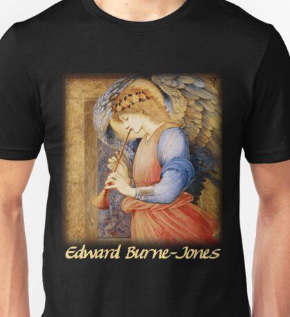 Burne-Jones - An Angel Playing a Flageolet Unisex T-Shirt