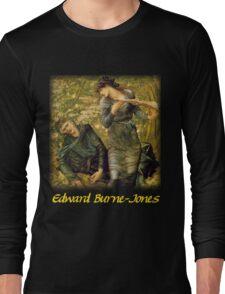 Burne-Jones – The Beguiling of Merlin Long Sleeve T-Shirt