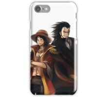 Like Son Like Father iPhone Case/Skin