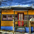 The Tiny House of Color by Diana Graves Photography